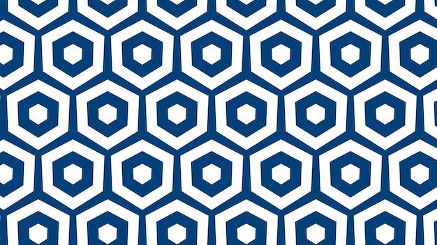 Eenvoudige rechte blauwe lijnstrepen van verschillende ontwerpvormen op een witte achtergrond. geometrisch