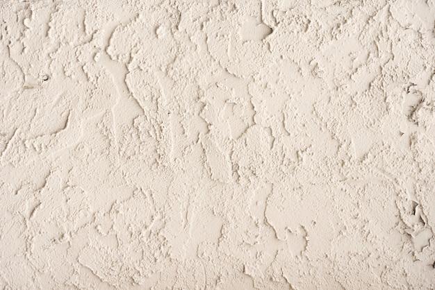 Eenvoudige witte betonnen muur achtergrond