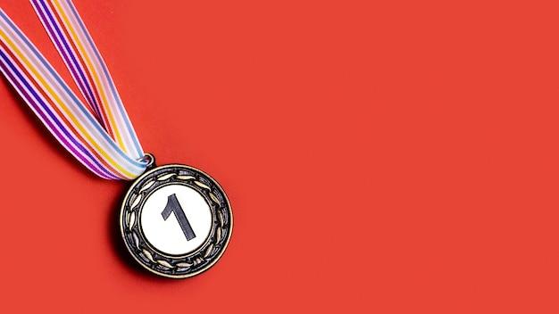 Eerste plaats medaille