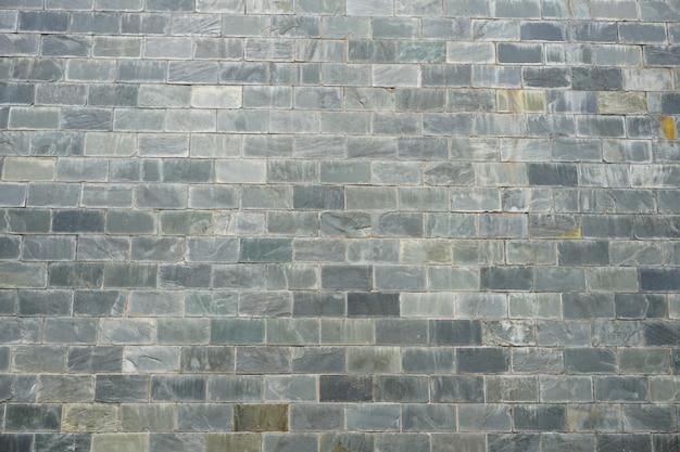 Effect herleven oude stucwerk steenwerk patroon