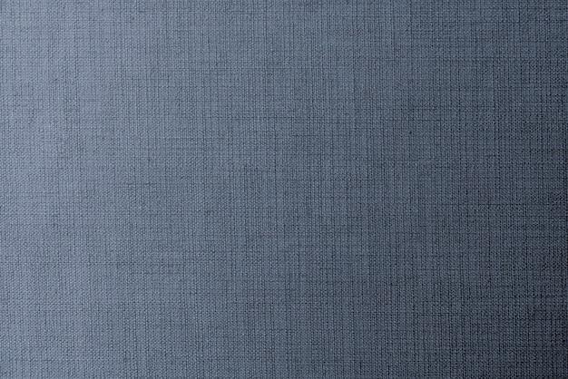 Effen blauwgrijze stof getextureerde achtergrond