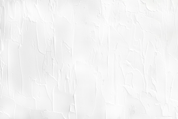 Effen witte betonnen gestructureerde achtergrond