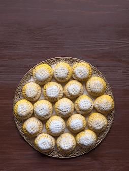 Egyptische koekjes