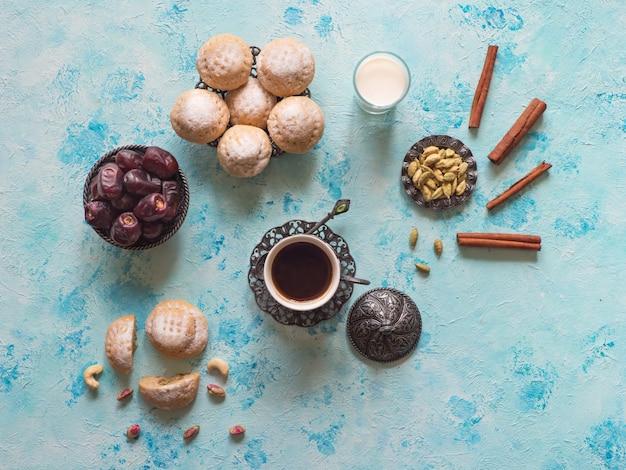 Eid en ramadan data sweets