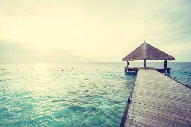 Eiland van de maldiven