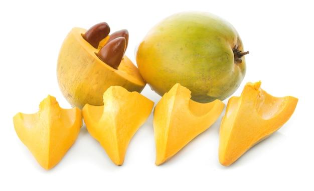 Eivrucht, canistel, gele sapote (pouteria campechiana (kunth) baehni)