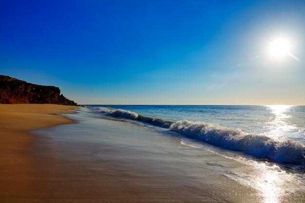 El cotillo beach fuerteventura canarische eilanden