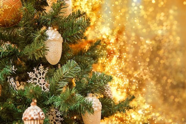 Elegante kerstboom