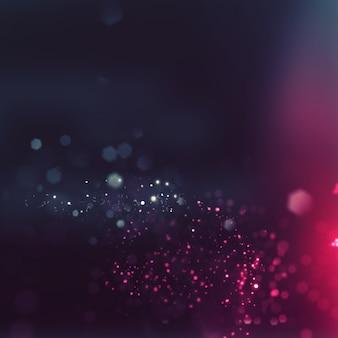Elegante lichte textuur achtergrond met bokeh-effect