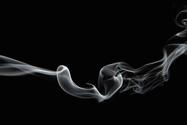 Elegante rookbehangachtergrond, donker ontwerp