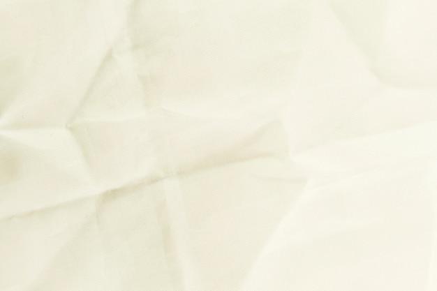 Elegante witte stoffen materiële textuur