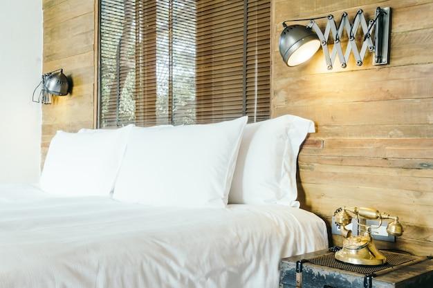Elegantie zacht gast bedden comfortabel