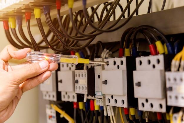 Elektricien metingen