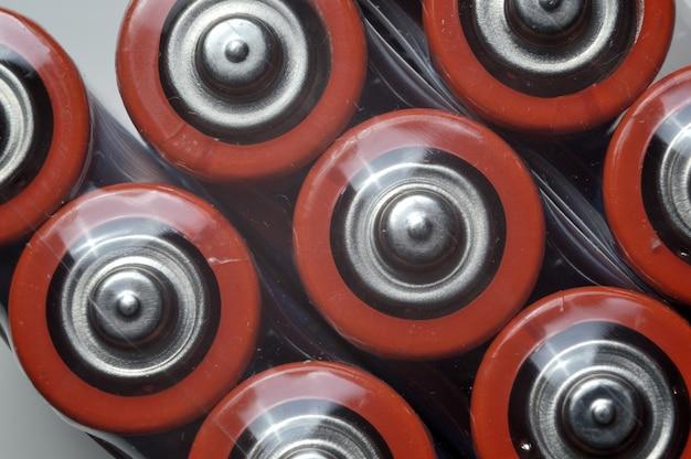 Elektrische batterijen en accu's van standaardformaat aaa aa