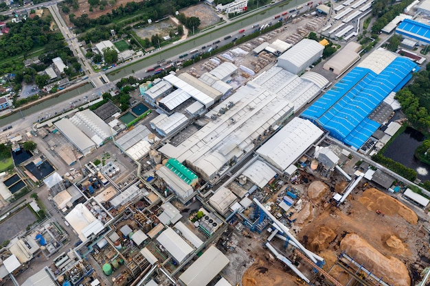 Elektrische centrale onderstation