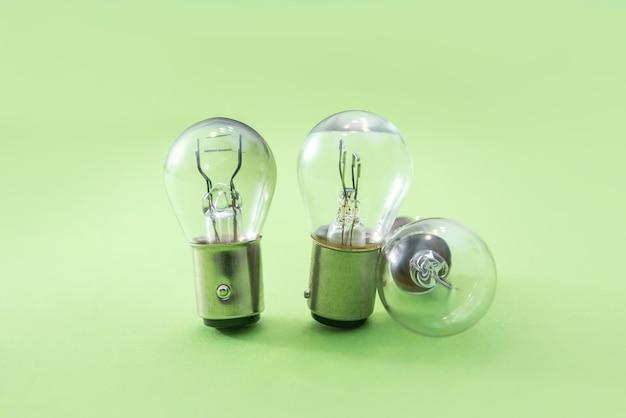 Elektrische lamp. uitrusting voor autokoplampen, technologie