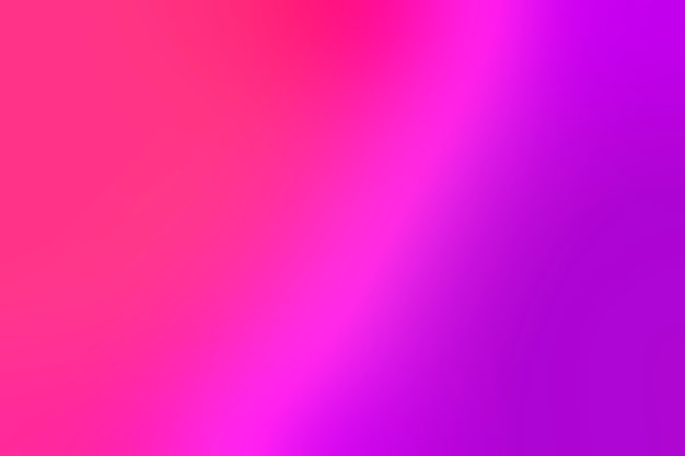 Elektrische roze kleur in abstractie