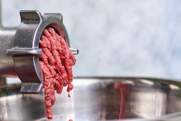 Elektrische vleesmolen
