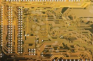 Elektronische schakeling, halfgeleider-