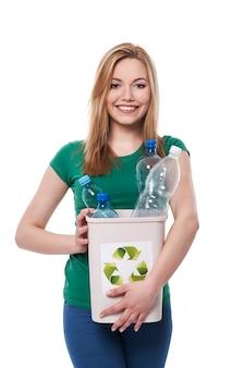 Elke kleine stap kan het milieu helpen