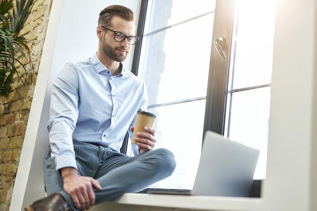 Elke plek op kantoor is geschikt om te werken