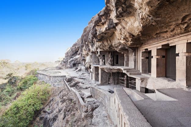 Ellora-grotten, aurangabad