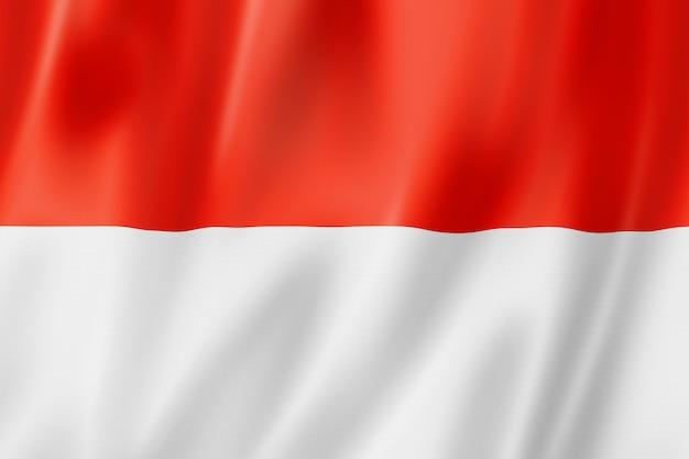 Elzas - rot un wiss - vlag, frankrijk - elzas
