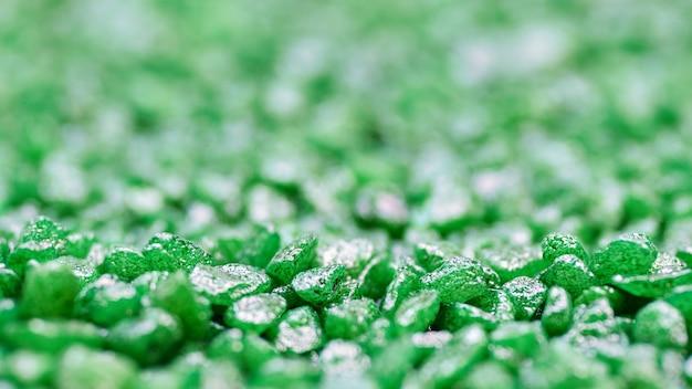 Emerald edelsteen nep textuur achtergrond