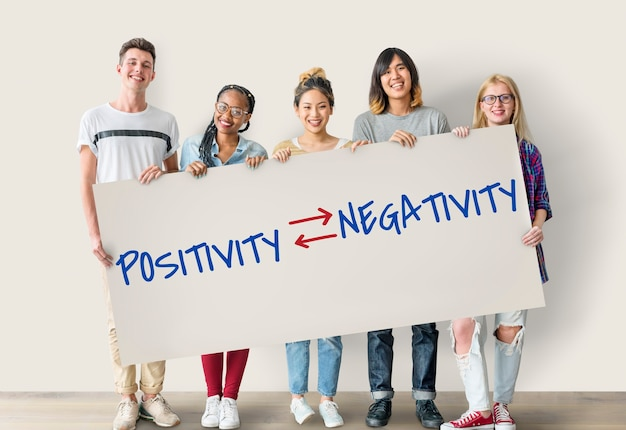 Emotionele keuzes positiviteit negativiteit tekst