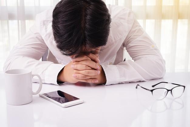 Emotionele stress, faillissement, financiën