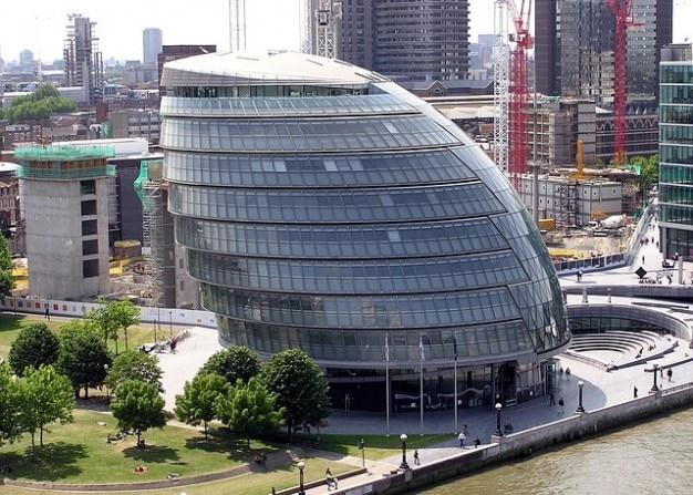 Engeland steden stad grote zaal brittannië londen