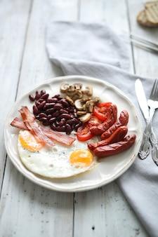 Engels ontbijt