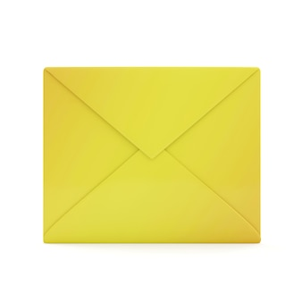 Envelop pictogram geïsoleerd