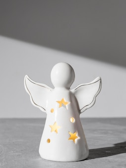 Epiphany dag engel beeldje