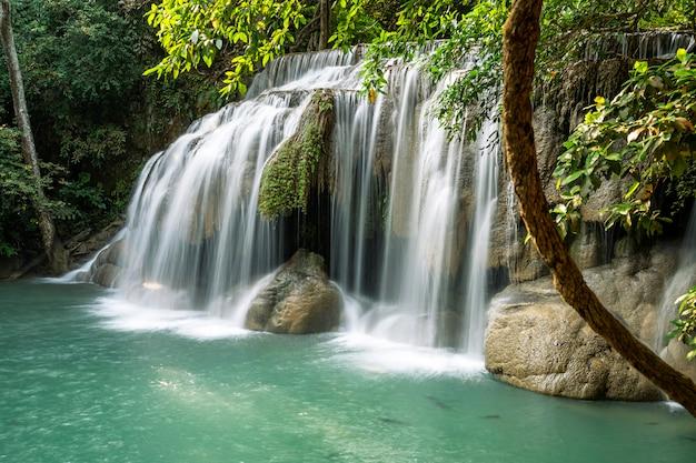 Erawan-waterval (tweede verdieping)