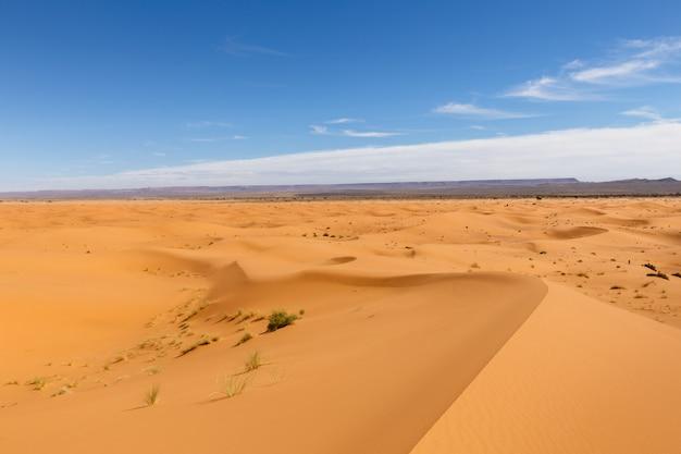 Erg chebbi in marokko