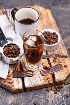 Espresso tonic, trendy koffiedrank
