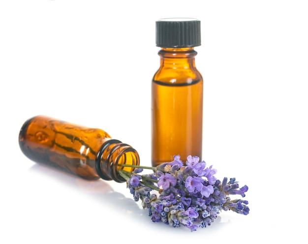 Essentiële oliën en lavendel
