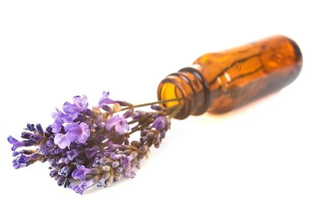 Essentiële oliën van lavendel