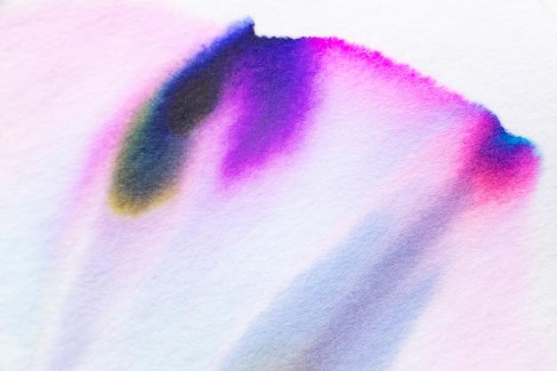 Esthetische abstracte chromatografieachtergrond in kleurrijke toon Gratis Foto