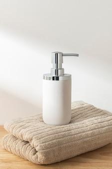 Esthetische badkamer woondecoratie