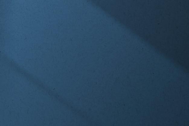 Esthetische raamschaduw blauw op textuur
