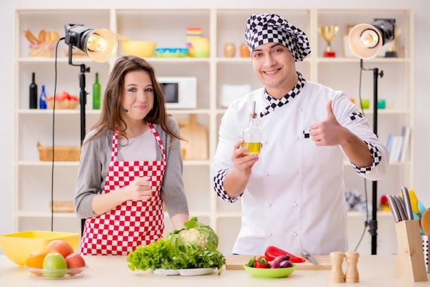 Eten koken tv-show
