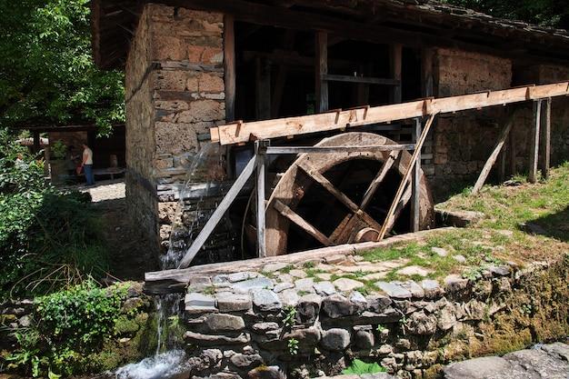 Etnografisch museum in gabrovo, bulgarije