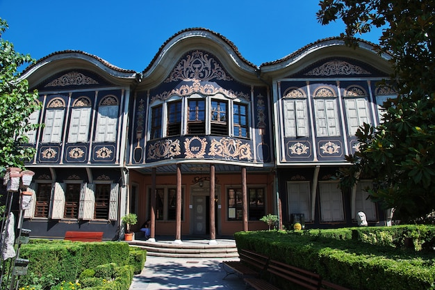 Etnografisch museum, plovdiv, bulgarije