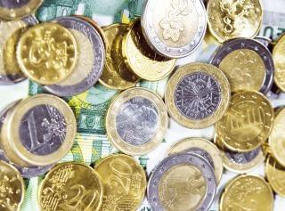 Euro, heap