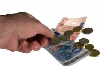 Euro, rijke
