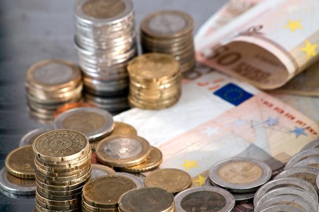 Eurobankbiljetten en -munten