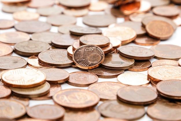 Eurocent munten