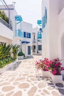 Europa architectuur window vakantie griekenland